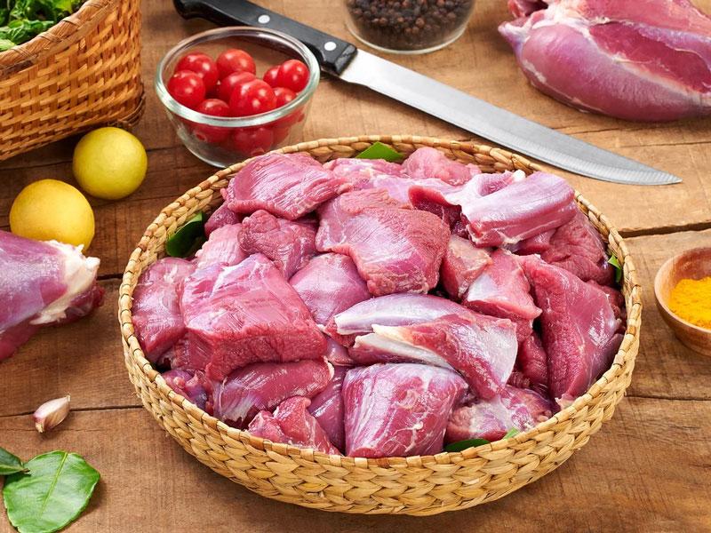 Goat meat surrey