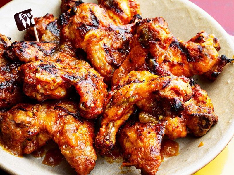 peri-wings dish